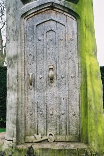 The Ancient Doorkeeper